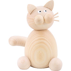 Small Figures & Ornaments Animals Cats Cat Moritz Sitting - 7 cm / 2.8 inch