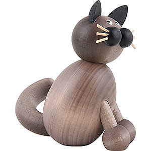 Small Figures & Ornaments Animals Cats Cat Uncle Karl - 8,5 cm / 3.3 inch