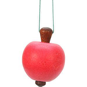 Christbaumschmuck Sonstiger Baumschmuck Christbaumschmuck Apfel - 3,0x4,7 cm