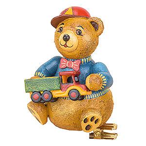 Baumschmuck Spielzeug-Design Christbaumschmuck Baumclipser Teddy Leons Brummi - 8 cm