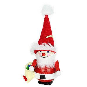 Baumschmuck Weihnachtsmann Christbaumschmuck Weihnachtsmann - 9 cm