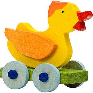 Christbaumschmuck Spielzeug-Design Christbaumschmuck Ziehente - 5 cm