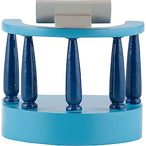 Angels Short Skirt colored (Blank) Conductor's Pedestal, Colored - 6,6 cm / 2.6 inch