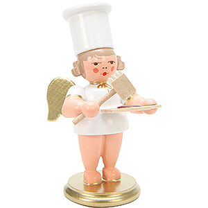 Angels Cooking Angels (Ulbricht) Cooking Angel with Meat Tenderizer - 7,5 cm / 3 inch