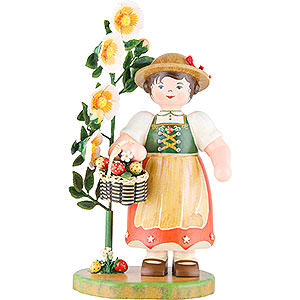 Small Figures & Ornaments Hubrig Four Seasons Country Idyll Annabell - 35 cm / 13,8 inch