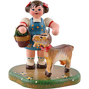 Small Figures & Ornaments Hubrig Four Seasons Country Idyll Hanna's Favourite - 6 cm / 2.4 inch