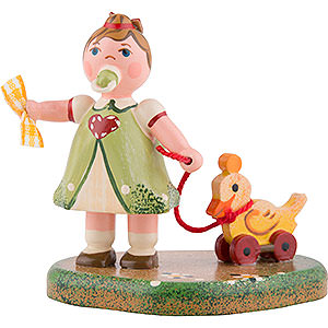 Small Figures & Ornaments Hubrig Four Seasons Country Idyll Hello, Little Sunshine - 6 cm / 2.4 inch