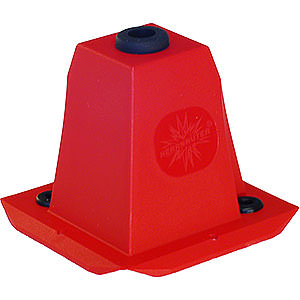 Advent Stars and Moravian Christmas Stars Replacement parts Cover 29-00-A4/29-00-A7 - Red