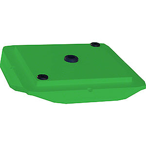 Advent Stars and Moravian Christmas Stars Replacement parts Cover Plate 29-00-A13 - Green