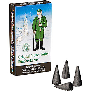 Smokers Incense Cones Crottendorfer Incense Cones - Christmas Scent