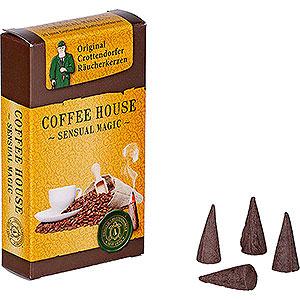 Räuchermänner Räucherkerzen Crottendorfer Räucherkerzen - Sensual Magic - Coffee House