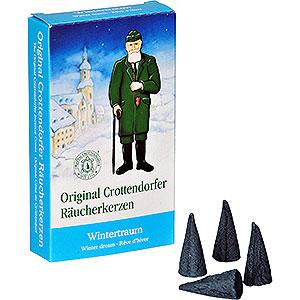 Räuchermänner Räucherkerzen Crottendorfer Räucherkerzen - Wintertraum