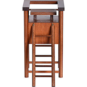 Smokers Accessories Deer Stand for Smoker Forester - 25 cm / 9.8 inch