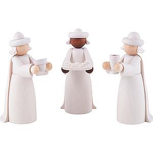 Schwibbögen Schwibbogen-Zubehör Dekofiguren Heilige Drei Könige - 11 cm