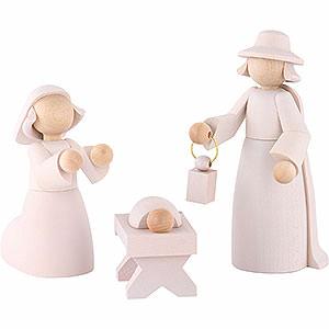Schwibbögen Schwibbogen-Zubehör Dekofiguren Heilige Familie - 11 cm