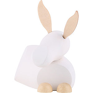 Nativity Figurines All Nativity Figurines Donkey White/Natural - Large - 6,5 cm / 2.6 inch