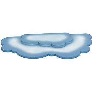 Kleine Figuren & Miniaturen Kuhnert Schneeflöckchen Doppelwolke für Schneeflöckchen - 35x18 cm