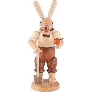 Small Figures & Ornaments Animals Rabbits Easter Bunny Gardener - 11 cm / 4 inch