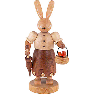 Small Figures & Ornaments Animals Rabbits Easter Bunny (fe(male)) Natural Colors - 17 cm / 7 inch