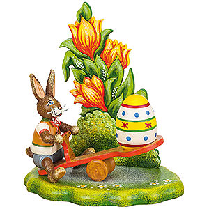 Small Figures & Ornaments Easter World Easter Egg Teeter-Totter - 12x10 cm / 4,7x3,9 inch