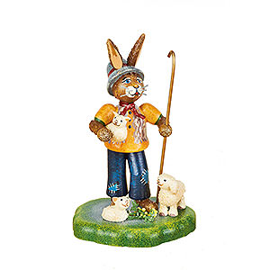 Small Figures & Ornaments Animals Rabbits Easter Lambs - 10 cm / 4 inch