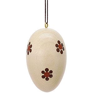Tree ornaments Misc. Tree Ornaments Easter Ornament - Egg Natural Bright - 3 cm / 1.2 inch