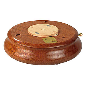 Music Boxes All Music Boxes Electronic Bluetooth-powered Music Box Base - 6 cm / 2.4 inch, ø 18 cm / 7.1 inch