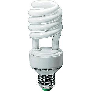 Adventssterne und Weihnachtssterne Zubehör Energiesparlampe E27, 8 Watt