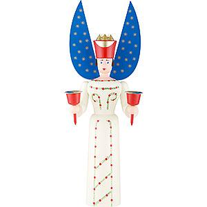 Weihnachtsengel Engel und Bergmann Engel - 44 cm