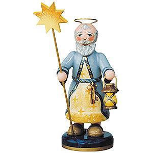 Weihnachtsengel Engel - weiß (Hubrig) Engel Petrus - 11 cm