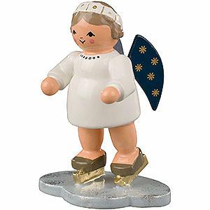 Weihnachtsengel Sonstige Engel Engel mit Schlittschuhen - 5 cm