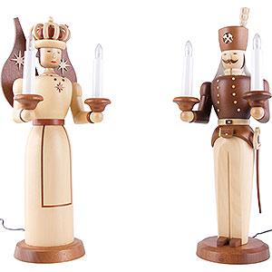 Weihnachtsengel Engel und Bergmann Engel und Bergmann - elektrisch - 40 cm