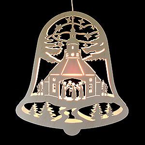 Lichterwelt Fensterbilder Fensterbild Seiffener Kirche