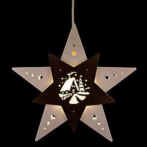 Lichterwelt Fensterbilder Fensterbild Stern