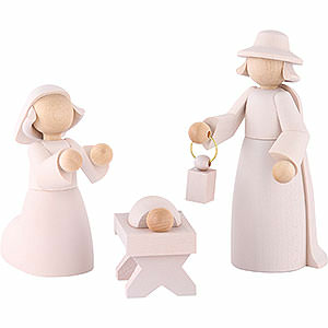 Candle Arches Arches Accessories Figurines Holy Family - 11cm/4 inch