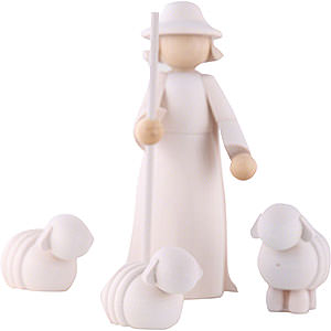 Candle Arches Arches Accessories Figurines Shepherd with Sheeps - 11cm/4 inch