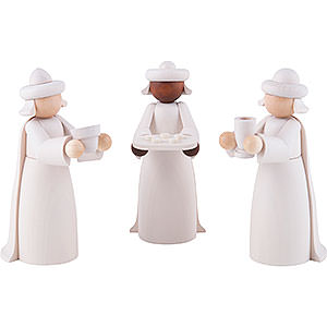 Candle Arches Arches Accessories Figurines the Three Magi - 11cm/4 inch