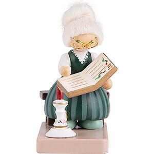 Kleine Figuren & Miniaturen Flade Flachshaarkinder Flachshaarkinder Großmutters Märchenstunde - 5 cm