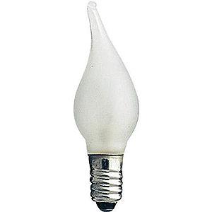 World of Light Spare bulbs Flame Bulb - E10 Socket - 12V/3W
