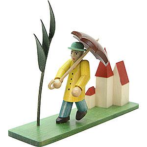 Kleine Figuren & Miniaturen Märchenfiguren Struwwelpeter (Ulbricht) Fliegender Robert - 8,0 cm