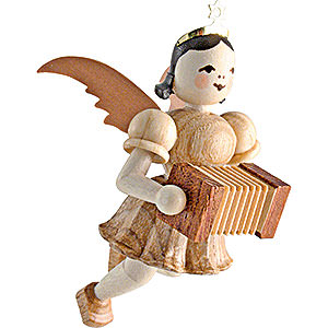 Angels Short Skirt Floating Angels (Blank) Floating Angel Harmonica, Natural - 6,6 cm / 2.6 inch