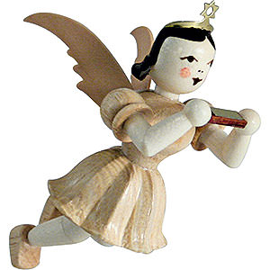 Angels Short Skirt Floating Angels (Blank) Floating Angel Mouth Organ, Natural - 6,6 cm / 2.6 inch