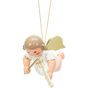 Tree ornaments Angel Ornaments Floating Angels Floating Angel with Violin - 18 cm / 7.1 inch