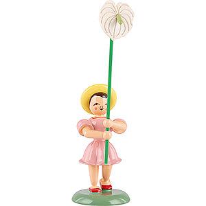 Small Figures & Ornaments Flower children Flower Child Anthurium, Colored - 11,5 cm / 4.5 inch