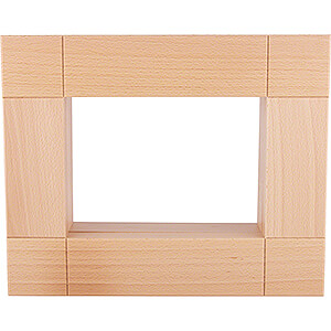 Smokers Shelf Sitters by KWO Frame for Shelf Sitter - Natural - 33x27 cm / 13x10.6 inch
