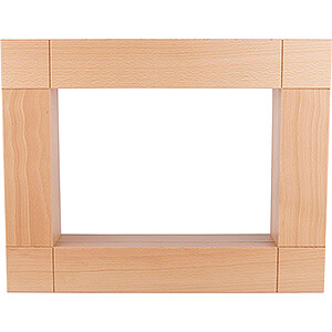 Smokers Shelf Sitters by KWO Frame for Shelf Sitter - Natural - 42x33 cm / 16.5x13 inch