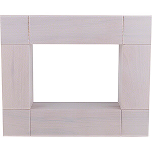 Smokers Shelf Sitters by KWO Frame for Shelf Sitter - White - 33 cm / 13 inch