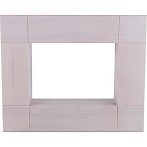 Smokers Shelf Sitters by KWO Frame for Shelf Sitter - White - 33x27 cm / 13x10.6 inch