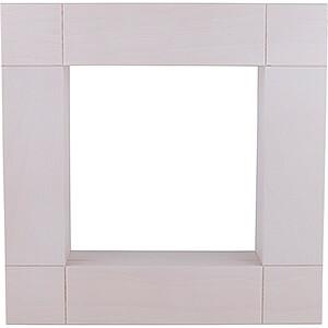 Smokers Shelf Sitters by KWO Frame for Shelf Sitter - White - 33x33 cm / 13x13 inch