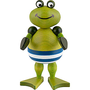 Small Figures & Ornaments Martin Animals Frog Bert - 11 cm / 4.3 inch